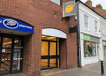 Thumbnail Retail premises to let in 22, High Street, Stone
