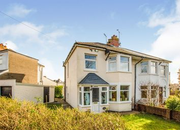 3 bed semi-detached house for sale in Hastings Place, Penarth CF64