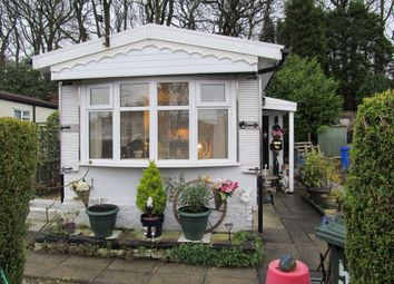 Thumbnail 2 bed mobile/park home for sale in Carter Hall Park, Haslingden, Rossendale, Lancashire