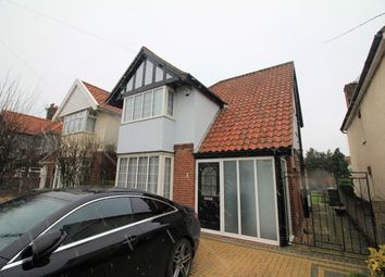 Thumbnail 3 bedroom detached house to rent in Cromer Road, Norwich