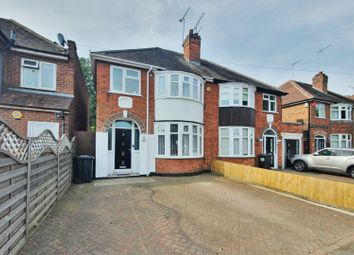 3 bed semi-detached house for sale in Wyngate Drive, Western Park, Leicester LE3