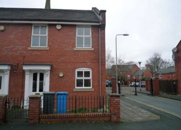 Thumbnail 3 bed end terrace house to rent in Heron Street, Hulme, Manchester