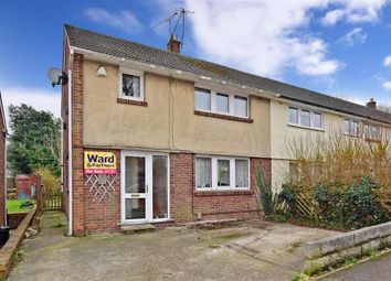 Thumbnail 3 bed end terrace house for sale in Sycamore Road, Strood, Rochester, Kent
