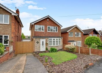 Thumbnail 3 bedroom detached house for sale in Shelford Road, Gedling, Nottingham