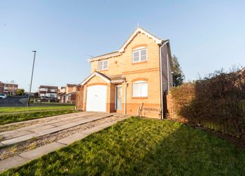 Thumbnail 3 bed detached house for sale in Thornbury Close, Hartlepool