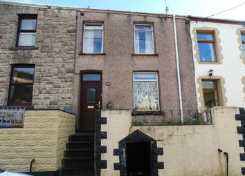 Thumbnail 3 bedroom terraced house for sale in Beatrice Street, Blaengwynfi, Port Talbot