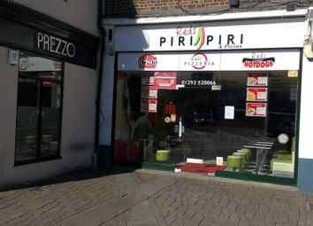 Thumbnail Retail premises for sale in Crawley RH10, UK
