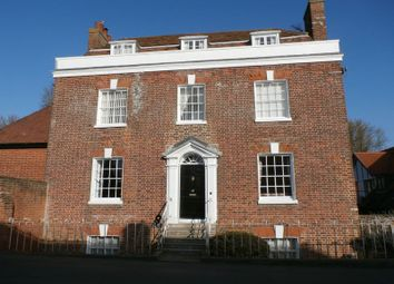 Thumbnail 2 bed flat for sale in The Old Vicarage, The Street, Woodnesborough, Sandwich