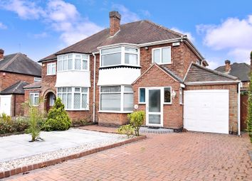 Thumbnail 3 bed semi-detached house for sale in Greswolde Road, Solihull