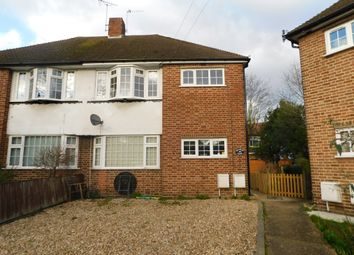 Thumbnail 2 bed maisonette for sale in Bramley Close, Whitton