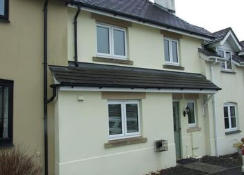 Thumbnail 3 bed terraced house for sale in Camelford, Cornwall