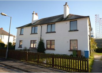 Thumbnail 2 bedroom flat for sale in Clyde Street, Invergordon