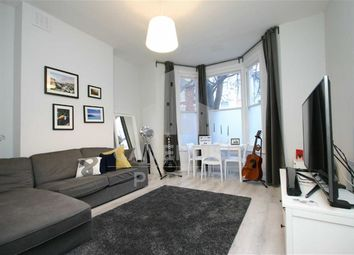 Thumbnail 1 bed flat to rent in Wilberforce Road, Finsbury Park, London