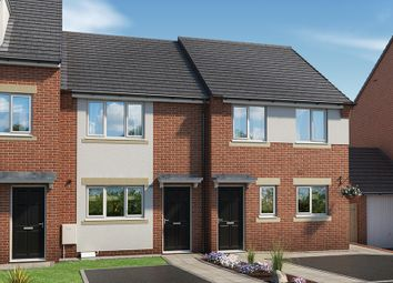 "Thumbnail 3 bed property for sale in ""The Hawthorn At The Pinders"" at Coach Road, Throckley, Newcastle Upon Tyne"