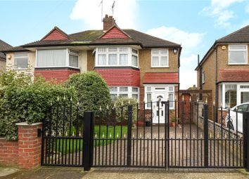Thumbnail 4 bed semi-detached house for sale in Diamond Road, Ruislip, Middlesex
