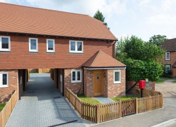 Thumbnail 3 bed end terrace house for sale in Great Chart, Ashford