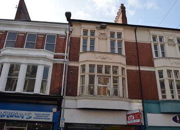 Thumbnail 1 bed flat to rent in Commercial Street, Newport