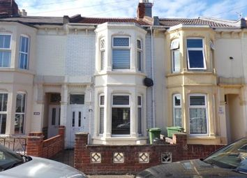 Thumbnail 3 bed terraced house for sale in Laburnum Grove, Portsmouth