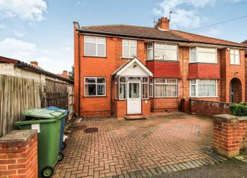Thumbnail 6 bed semi-detached house to rent in Orchard Grove, Burnt Oak, Edgware