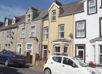 Thumbnail 3 bed terraced house for sale in Priory Road, Milford Haven