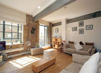 Thumbnail 1 bed flat to rent in Garrett Street, London