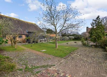 Gore Lane, Eastry, Sandwich, Kent CT13. 3 bed semi-detached house for sale