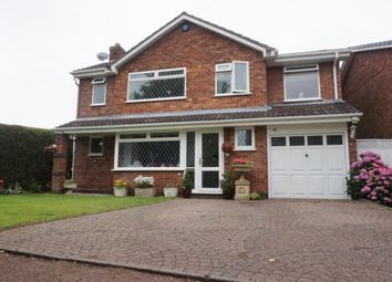 Thumbnail 4 bedroom detached house for sale in Oaklands, Curdworth, Sutton Coldfield