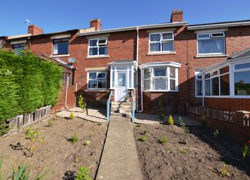 Thumbnail 3 bed terraced house to rent in Tweed Terrace, Stanley, County Durham