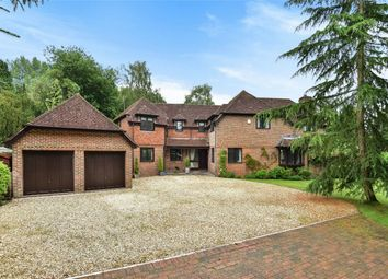 Thumbnail 4 bed detached house for sale in Haccups Lane, Michelmersh, Romsey, Hampshire