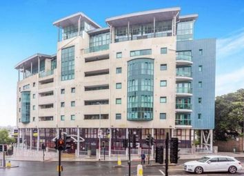 The Crescent, Plymouth PL1. 1 bed flat for sale