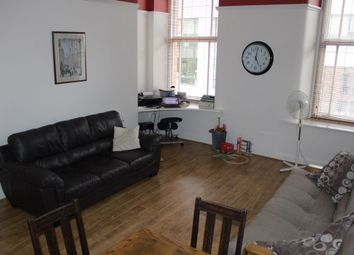 Thumbnail 2 bedroom flat to rent in Chepstow Street, Manchester