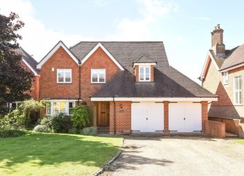 Thumbnail 5 bed property to rent in Hoyland, Henley Park, Normandy, Guildford, Surrey