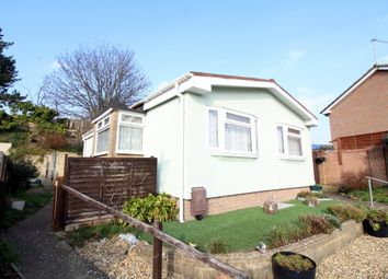 Thumbnail 2 bedroom mobile/park home for sale in Shirley Road, Upton Cross Caravan Park, Upton, Poole