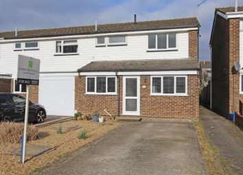 3 bed end terrace house for sale in Treagore Road, Calmore, Southampton SO40