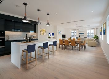 Thumbnail 2 bedroom flat for sale in The Ram Quarter, 11 Armoury Way, Wandsworth, London