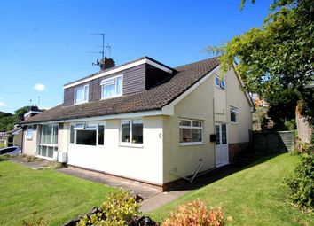 Thumbnail 3 bed semi-detached house for sale in Downside, Portishead, North Somerset