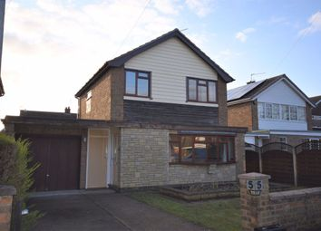 Thumbnail 3 bed detached house to rent in St. Botolphs Road, Sleaford