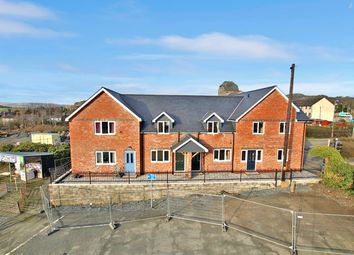 Thumbnail 2 bedroom end terrace house for sale in Brecon Road, Builth Wells