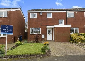 Thumbnail 2 bedroom terraced house for sale in Round Meadow, Leyland