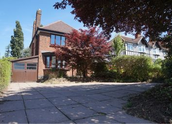 Thumbnail 3 bed detached house for sale in Scraptoft Lane, Leicester