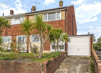 Thumbnail End terrace house for sale in St. Justins Close, Orpington, Kent