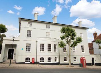 Thumbnail 2 bed flat to rent in Raynhams, High Street, Saffron Walden