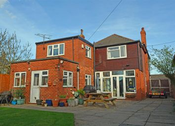 Thumbnail 4 bed detached house for sale in Glanville Avenue, Scunthorpe