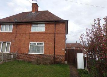 Thumbnail 3 bed semi-detached house for sale in Totland Drive, Nottingham, Nottinghamshire