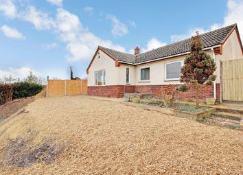 Thumbnail 2 bed bungalow for sale in Pittsdean Road, Abbotsley, St. Neots