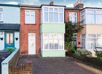 Thumbnail 3 bedroom terraced house to rent in Harold Road, Hastings