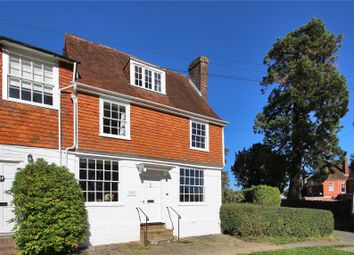 3 bed end terrace house for sale in The Hill, Cranbrook, Kent TN17