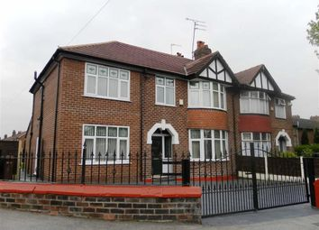 Thumbnail 5 bed semi-detached house to rent in Barcicroft Road, Heaton Mersey, Stockport, Greater Manchester