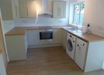 Thumbnail 3 bed semi-detached house to rent in Hampton Close, Church Crookham, Fleet