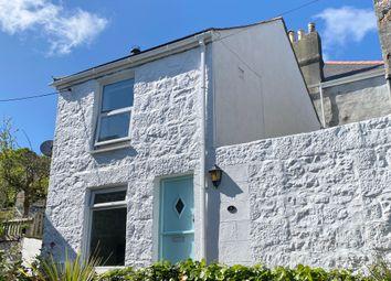 Thumbnail 2 bed end terrace house for sale in Eden Terrace, Newlyn, Penzance